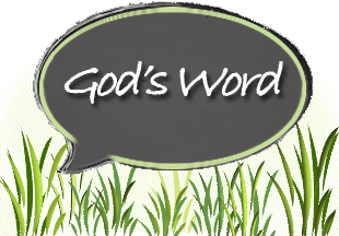 speaking God's word